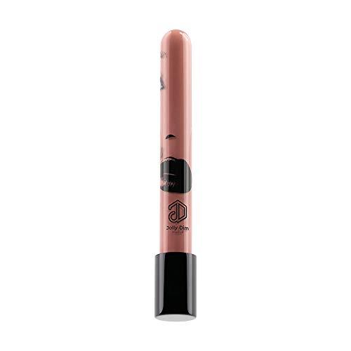 Jolly Dim by Inglot Creamy Lipstick Nude 2. Hochglänzend