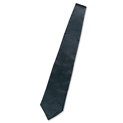 Bristol Novelty Novelty-BA560 BA560 Cravate de Gangster, Noir, Homme, taille unique
