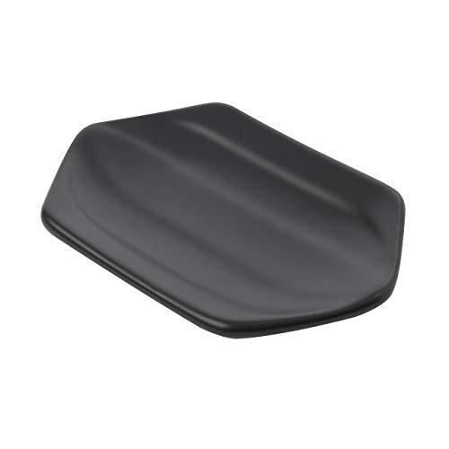 Bathroom Soap Dish, Black