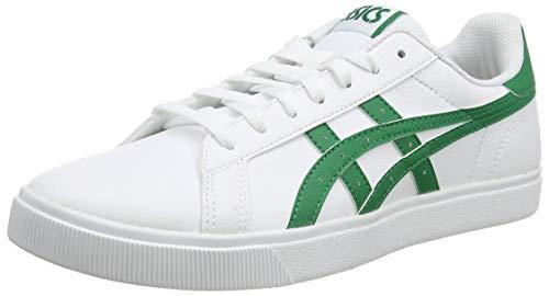 Asics Classic CT, Zapatillas de básquetbol Hombre, Blanco/Col rizada, 46 EU