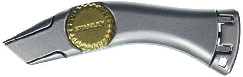 Stanley 1-10-550 Titanium mes (vast lemmet, robuuste zinkdrukbehuizing, ergonomisch design, InterLock)
