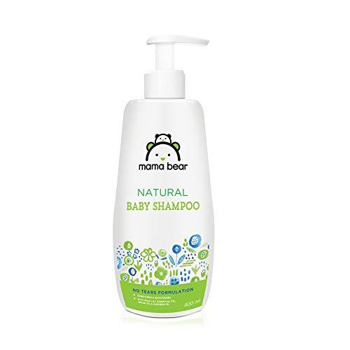 [Apply coupon] Mama Bear Natural Baby Shampoo - 400 ml