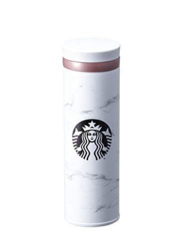 Starbucks(スターバックス)『マーブルホワイトサーモス』