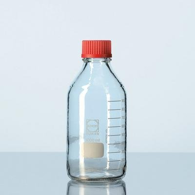 5539-82 Limited Very popular! time trial price - Duran Laboratory Bottle with Ring Pouring D Cap and
