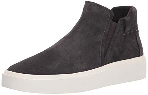 Dolce Vita Women's Vinni Sneaker, Anthracite Suede, 10
