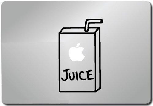 Apple Juice Computer Skin Apple Sti…