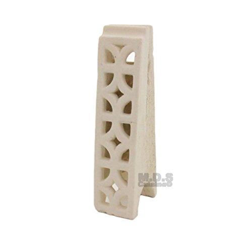 Rocas de cerámica Ladrillo Piedra Ceramica trompo para tacos al Pastor máquina nueva, 1 Brick