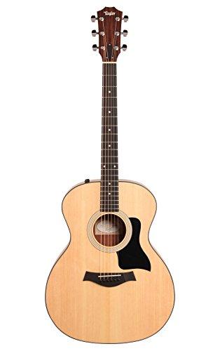 Taylor 114e 100 Series Acoustic Guitar, Sapele, Grand Auditorium, ES-T