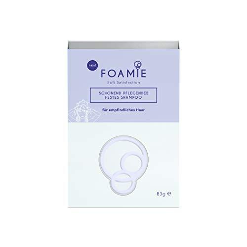 FOAMIE Festes Shampoo Soft Satisfaction, 1er Pack (1 Stück)