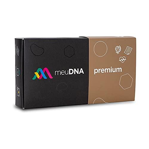 Kit Mapeamento Genético e Ancestralidade - meuDNA Premium