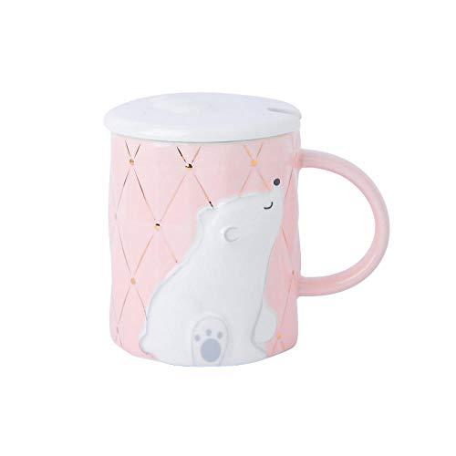 Taza de café de la taza de la taza de cerámica de la taza de cerámica de la taza de la taza de la taza de la taza de la taza de la taza de la cubierta con la cubierta del regalo de la cubierta