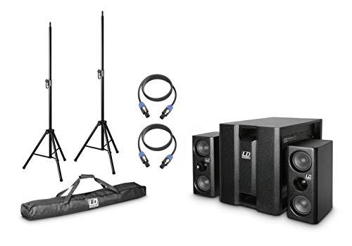 LD Systems DAVE 8 XS Lautsprechersystem Set