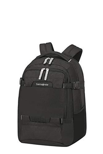 Samsonite Sonora 156 zoll Laptoprucksack Erweiterbar 45 cm 34 L Schwarz Black