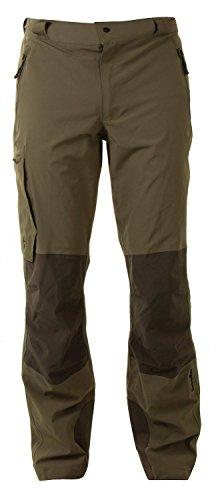 Twentyfour Fusia del Hombre Rasletind All Weather Pantalones, Hombre, Color Olive/Grey, tamaño XXXL