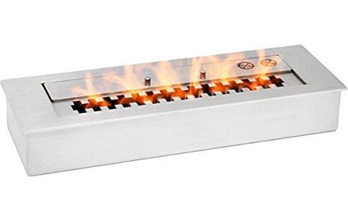 Moda Flame EPB4018Pro 45,7cm bruciatore per bioetanolo inserto -