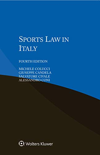 Sports Law in Italy (English Edition)