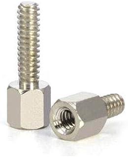 BOJI Hexagon Bolts For Wood Screws Hexagon Tapping Screws For Wood Screws Dimensioni : M3, Lunghezza : 25mm