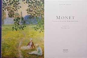 Monet, Complete Paintings.: Catalogue Raisonn 0815000626 Book Cover