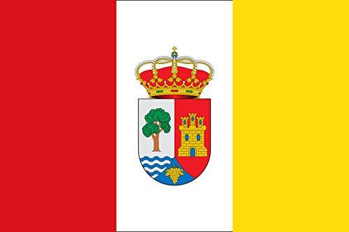 magFlags Bandera Large Castrillo de la Vega, Burgos, España   Bandera Paisaje   1.35m²   90x150cm