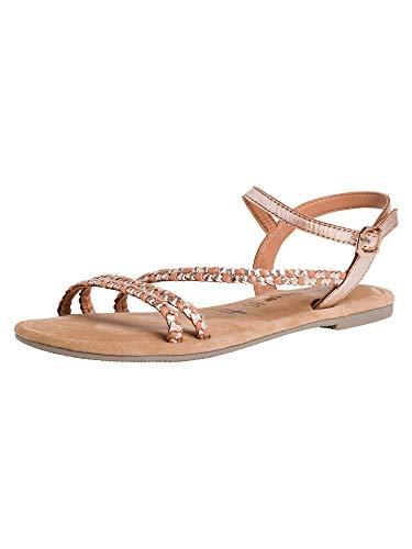 Tamaris Damen 1-1-28113-24 939 Sandale Touch-IT