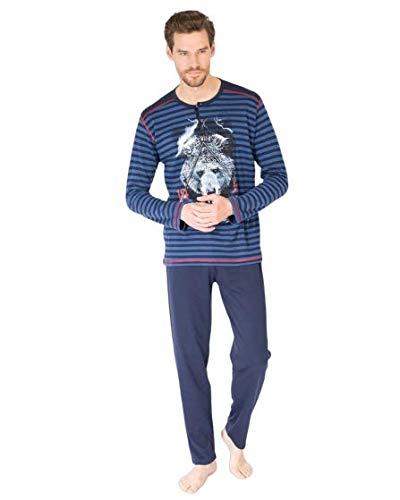 Pijama Lobo Marca MASSANA