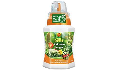 Preisvergleich Produktbild COMPO Kakteendünger,  250 ml,  Sie erhalten 1 Packung
