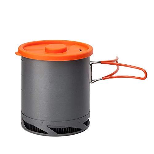 YWSZJ Pote de intercambiador de Calor 1L Putas DE Cocina DE Cocina PLATABLE con Bolsa DE Mesh CAFILLO DE Cambio Cambio DE Cambio