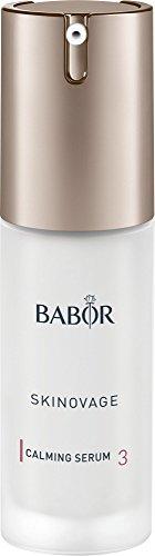 BABOR SKINOVAGE Calming Serum, Gesichtsserum für empfindliche Haut, beruhigende Gesichtspflege, gegen Hautrötungen, Anti Aging, 1 x 30 ml