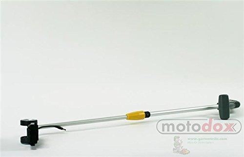Florabest Bastón con ruedas y mango telescópico Florabest Lidl, batería para arbustos FGS 3,6 A1 IAN 273093, 280268, 280350