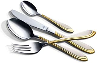 Arshia TM110GS Cutlery Set 24 Pcs