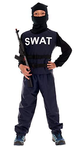 Magicoo Costume du SWAT/ de policier, qualité supérieure, pour enfant