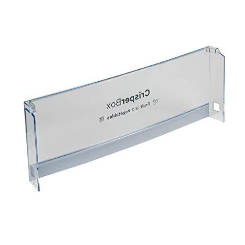Schubladenblende für Gemüsebehälter Kühlschrank 450x162 mm Bosch 00706617