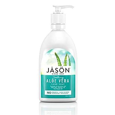 Jason Pure Natural Hand Soap - Soothing Aloe Vera 470 ml from Jason