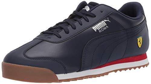 PUMA Viz Runner Herren Low Boot Sneaker Sportschuhe Weiss Schwarz