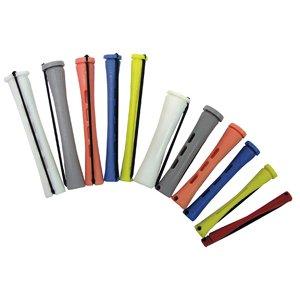 4 Dozen (48) Short Perm Rods - White (7/16