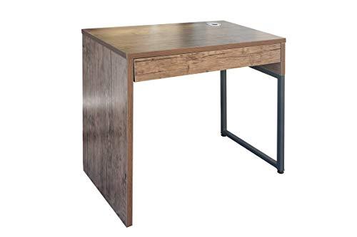 Ikea Micke Black/brown Modern Computer Desk
