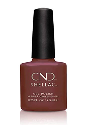CND Shellac Oxblood, 7.3 milliliters