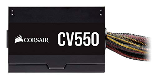 Corsair CV 550 W 80+ Bronze Certified ATX Power Supply