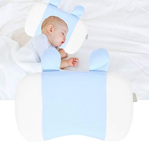 Almohada Para Bebé Con Forma De Cabeza, Almohada Para Bebé Para Dormir, Cojín Para Prevención De Cabeza Plana Y Soporte Para La Cabeza, Almohada Con Memoria Para Niños, Almohada Para Niños Pequeños, A