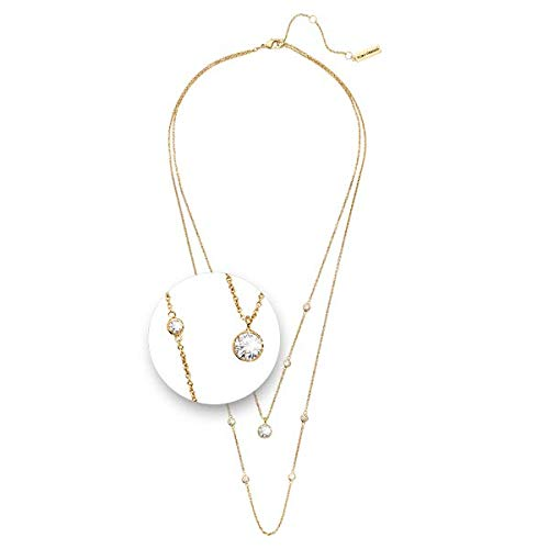 Nikki Lissoni Gold Plated Layered Necklace 50cm