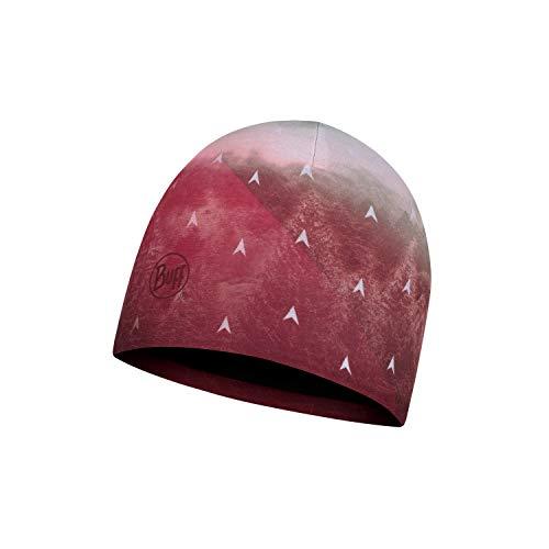 Original Buff Micro & Polar Hat Child Higher Mountain Mütze, Unisex, Erwachsene, Mehrfarbig, Einheitsgröße
