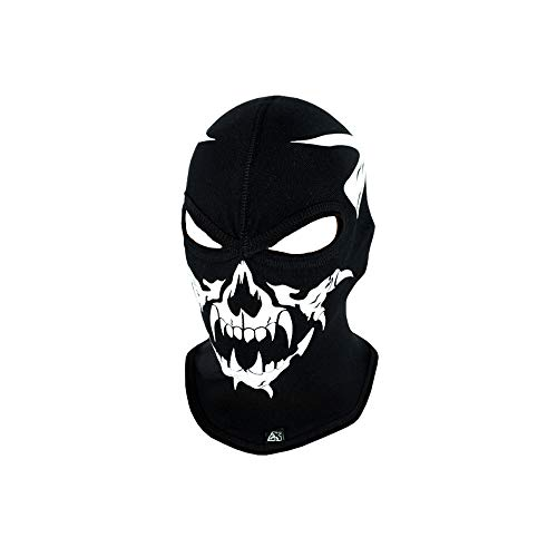 ROUGH RADICAL Sturmhaube Skimaske Sturmmaske Skull (XL/XXL, Muster 6S)