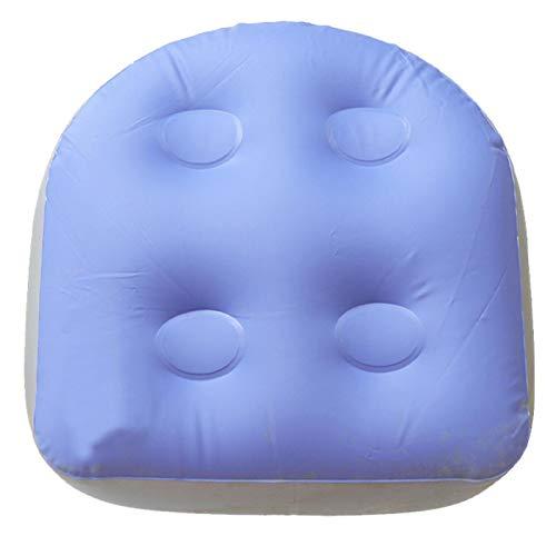 DASNTERED Hot Tub Spa kussen, Opblaasbare Badkuip Booster Seat met Zuignappen, Hot Tub Spa & Pools Massage kussen…