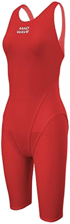 Mad Wave Bodyshell Openback Kneesuit - 赤 サイズ 170-S