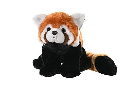 Wild Republic- Peluche-CK Panda, 10945, Rouge, 30 cm