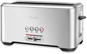 Breville BTA730XL Stainless Steel Long Slot Toaster