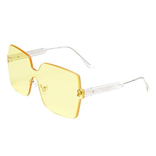 Gafas de sol redondas polarizadas Transwen, estilo retro, polarizadas, con montura de metal con efecto espejo