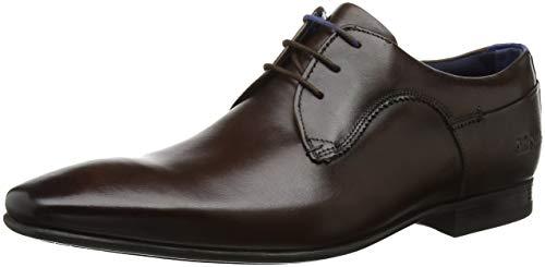 Ted Baker Tifir, Zapatos de Cordones Derby Hombre, (Brown Brn), 42 EU
