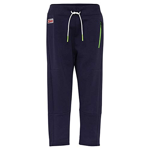 Lego Wear Duplo Boy Pan 321-Sweathose Pantalon, Bleu (Dark Navy 590), 98 Bébé garçon