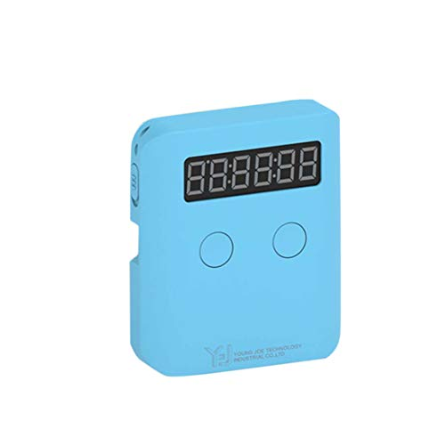 deguojilvxingshe YJ Pocket Cube Timer, timer portatile con sensore a infrarossi